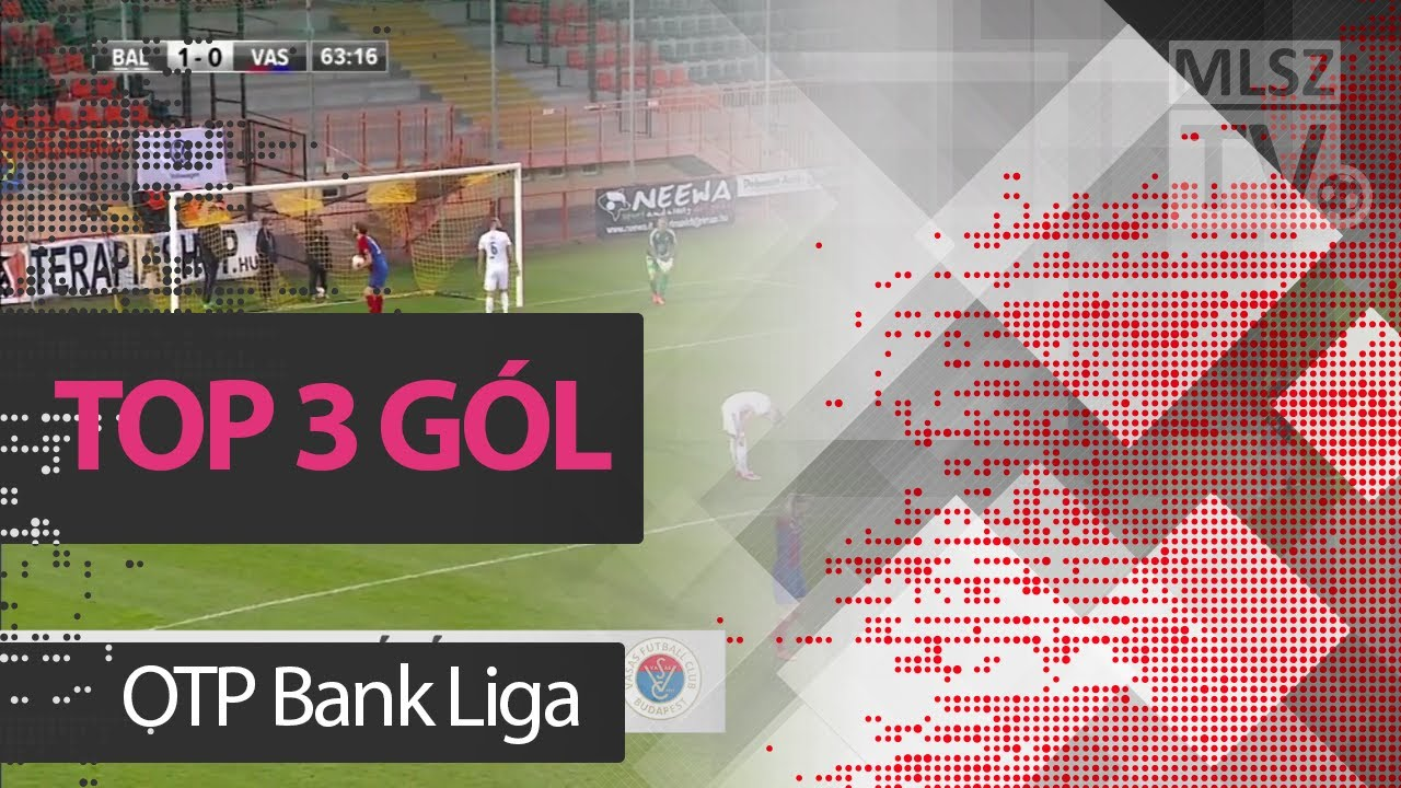 TOP 3 GÓL – 24. forduló | OTP Bank Liga | 2017/2018