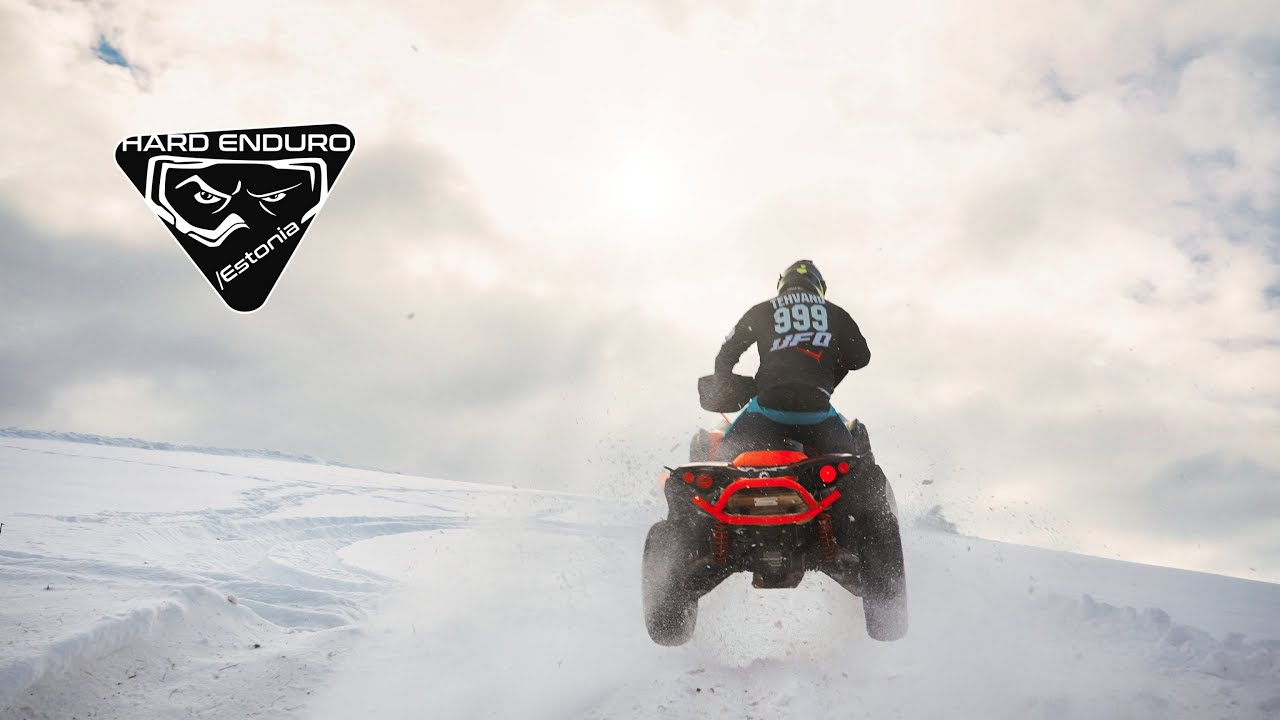 Piksepini 2020 - 2021 IV etapp: ATV and Quad Special - HARD ENDURO / Estonia