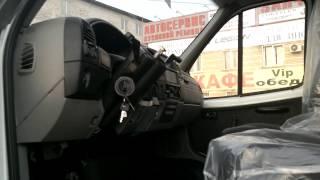 Кабина ГАЗ 330230 ГАЗель ''Дуэт'' в сборе под дв. ЗМЗ 402