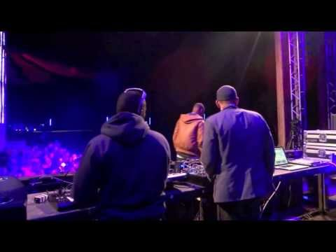 Rocking The Daisies 2013 (with Reason, DJ ID and 37mph)