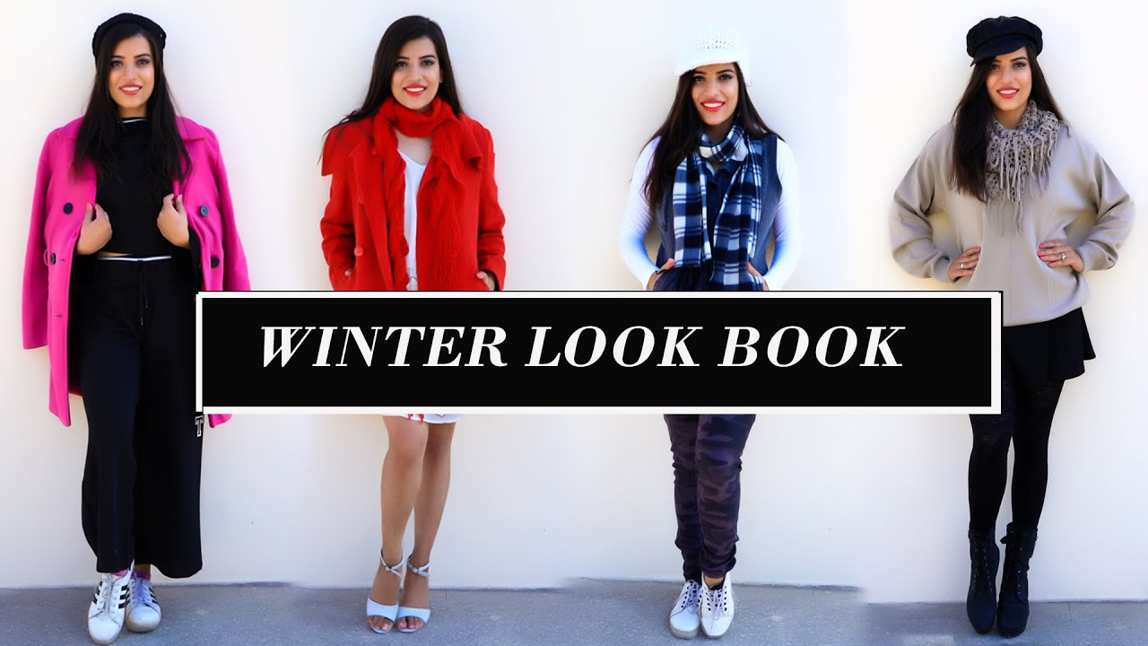 [VIDEO] - WINTER LOOK BOOK 2018 | WINTER OUTFIT IDEAS | FASHION GUIDE 2