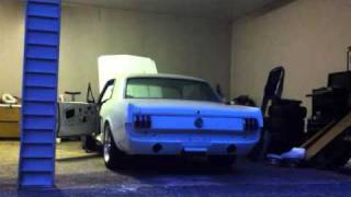 1965 Mustang 351w Comp Cam Thumpr H-pipe Flowmaster 40s