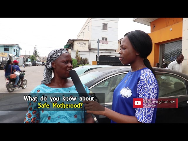 """It is dangerous to give birth at home"" – Health OnThe Streets"