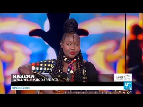 Maréma, nouvelle voix du Sénégal