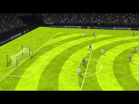 FIFA 14 Android - FC Bâle VS FC Zürich