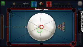 Hack 8 ball pool líneas largas sin root android