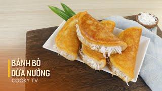 Bánh Bò Dừa Nướng - Cách Làm Bánh Bò Dừa Nướng Cực Thơm Ngon | Cooky TV