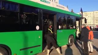новый электротранспорт в Тюмени