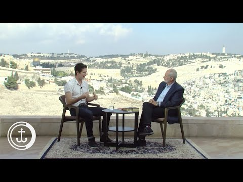 National TV Interview - TBN Israel With Ben Courson
