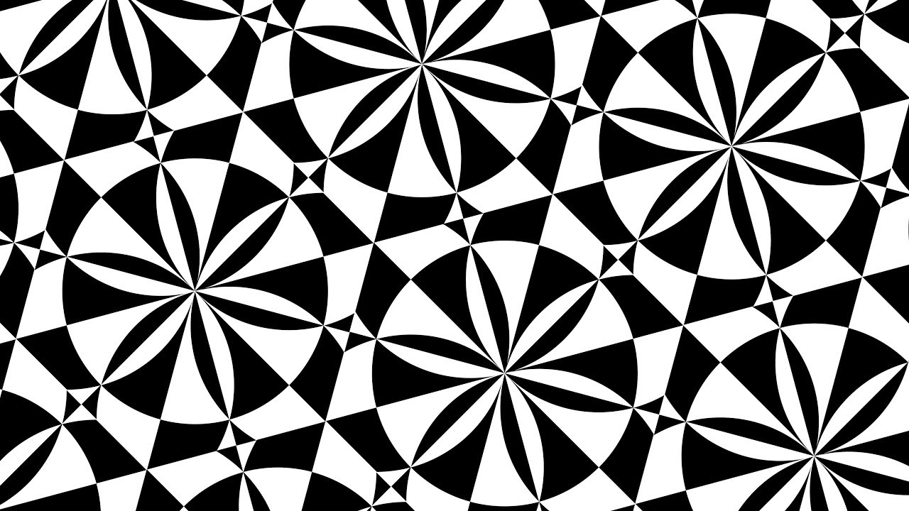 Design Patterns Tile Geometric