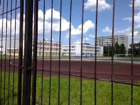 Тосно. Стадион около Школы№2.
