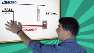 Interruptor paralelo - Como ligar em 4 minutos - Three Way - Dicas flash ⚡