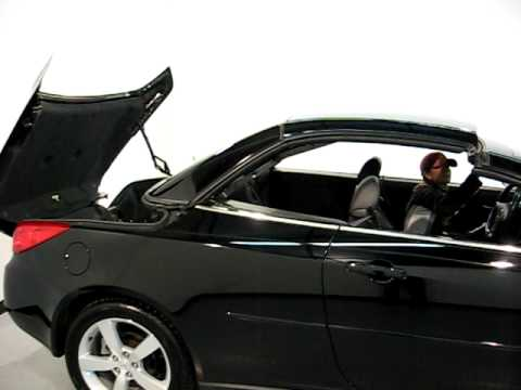 2006 pontiac g6 gt convertible youtube. Black Bedroom Furniture Sets. Home Design Ideas