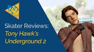 Skater Reviews Tony Hawk's Underground 2 | Best Tony Hawk Game Yet?