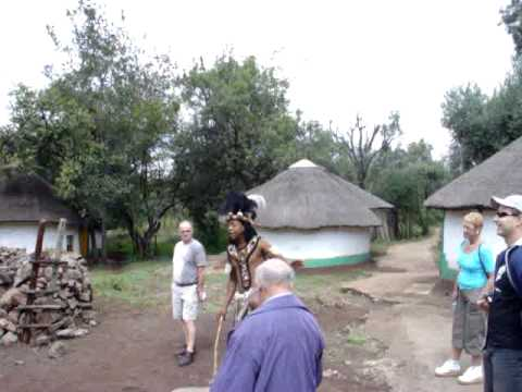 Lesedi - South African Cultural Village Tour