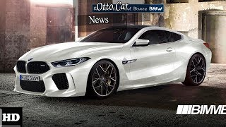 Hot News !!! BMW M8 Gran Coupe 2019 Perfect Concept1