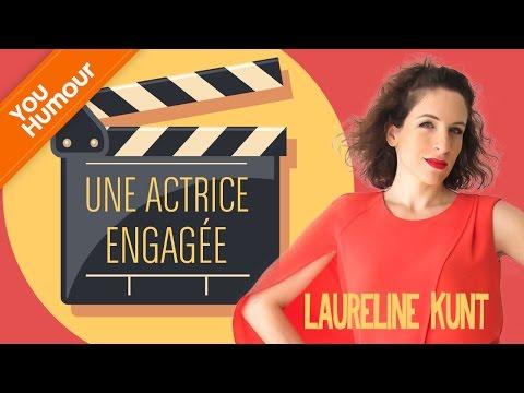 LAURELINE KUNTZ, Actrice Factice