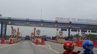 Nyobain Lewat Tol Surabaya-Kertosono...wow banget!!