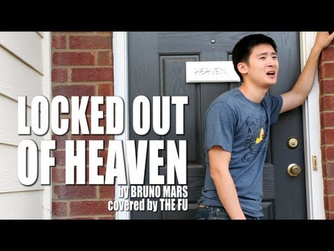 Locked Out of Heaven - Bruno Mars Live Acoustic Cover