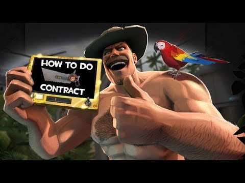 TF2 In-Depth Guide - How to do The Amputator Contract (Team Fortress 2)
