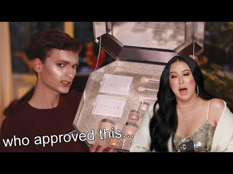 jaclyn hill releases MORE moldy products? gurl bye... thumbnail