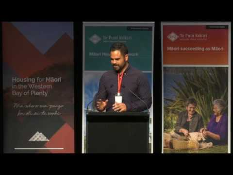Tauranga National Māori Housing Conference 2016 - Regional  Case Studies (Continued)