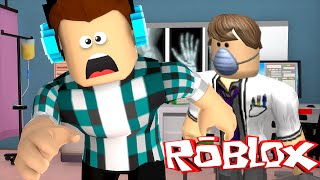 Roblox - FUJA DO DENTISTA !! (Roblox   )