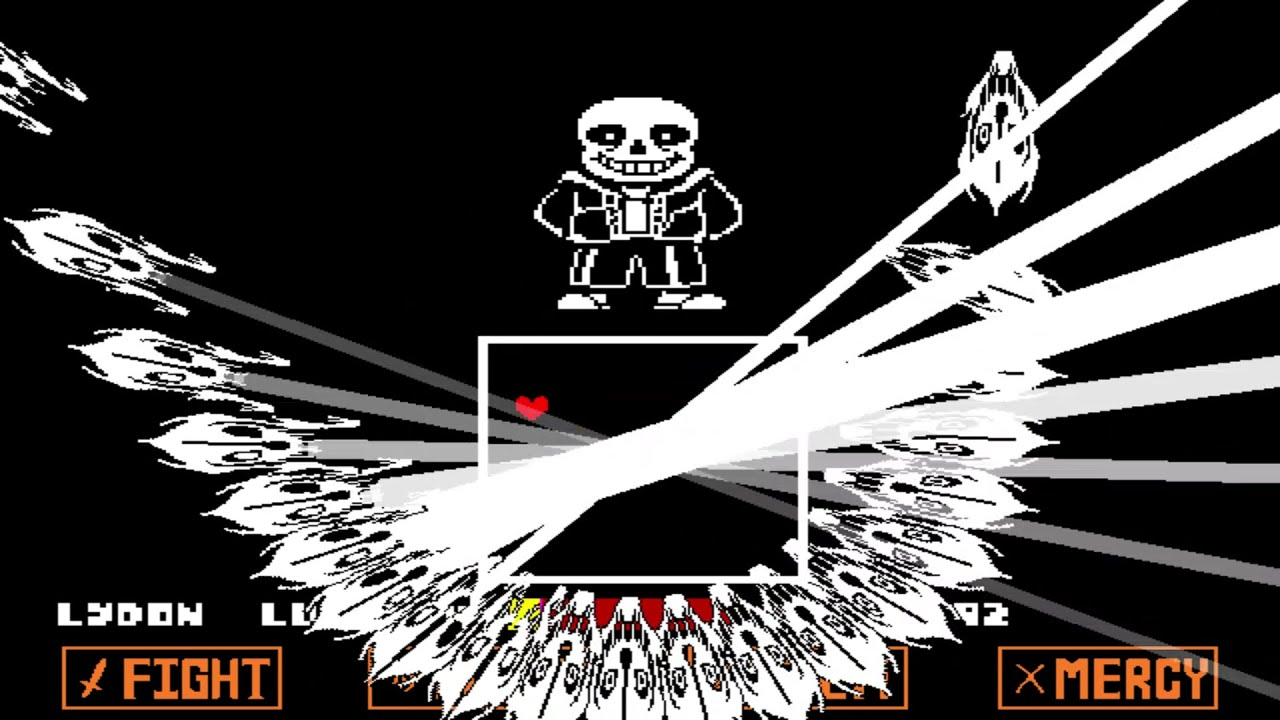 how to make your own undertale battle
