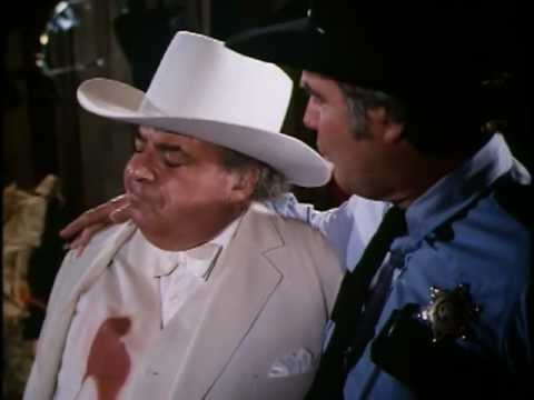 Boss Hogg and Rosco classic moment