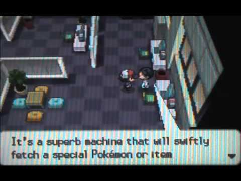 Pokémon Black And White - How To Unlock The Relocator