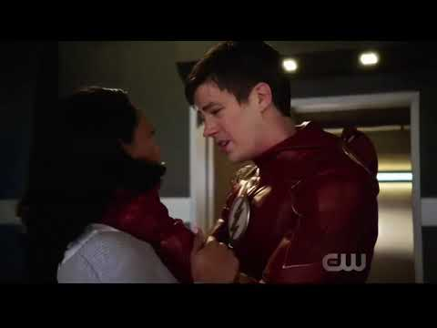 The Flash 4x15 Barry Stops The Nuke and saves the city