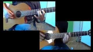 Zvijezda tjera mjeseca  - aranzman za dve gitare