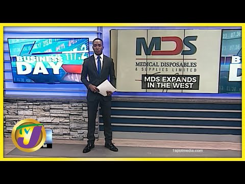 MDS Expands in Western Jamaica | TVJ Business Day - June 29 2021