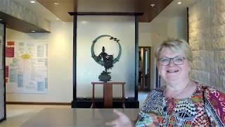 Заглянем за кулисы DCI. Как Майкл Роуч преподает в Седоне.