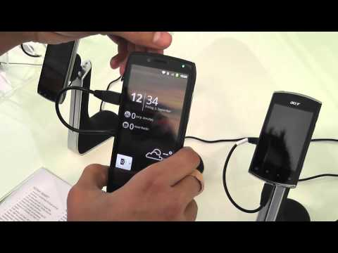 Ausprobiert: Acer Iconia Smart
