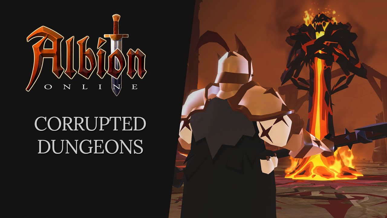 Albion Online | Corrupted Dungeons