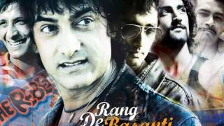 Be a Rebel - Rang De Basanti