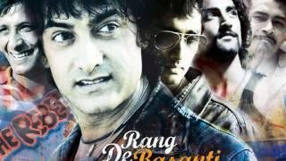 Be a Rebel - Rang De Basanti
