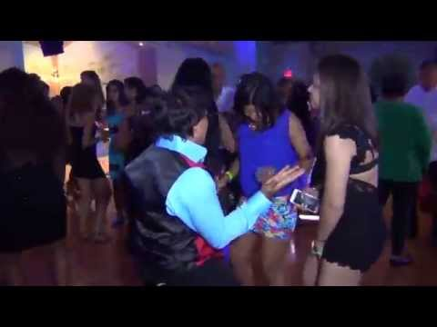 People Dancing at Chutney Vibrations 2015