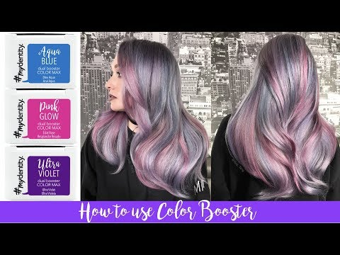 How to use Color Boosters