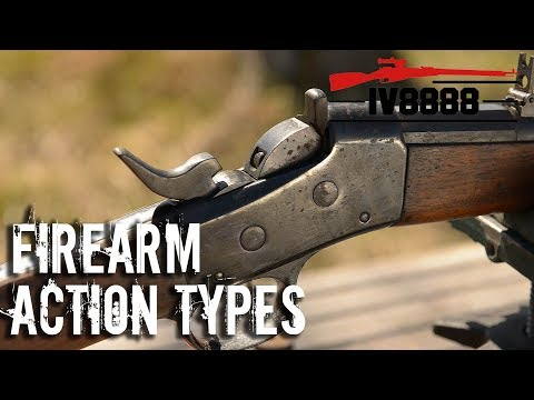 Firearms Facts: Action Types