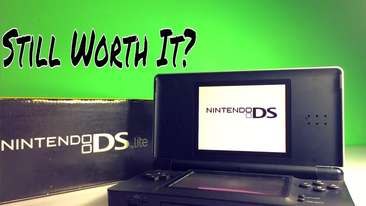 Nintendo Ds Worth It In 2016 Youtube Lite Edge
