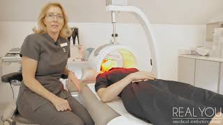 Real You Clinic - Dermalux light treatment - Medical Aesthetics Clinic Richmond St Margarets
