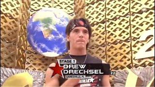 Drew Drechsel ANW3/SASUKE 27 run