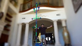 Download BUILDING MY HAMSTER HIS DREAM CAGE: PART 4 (TWO STORIES HIGH) | FaZe Rug Mp3 and Videos