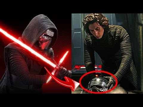 El Terrible Secreto de  Kylo Ren, y Yoda en Episodio 8? - Star Wars