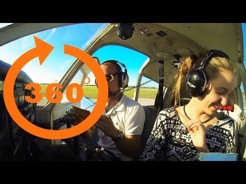 Ep. 41: Departing Class Delta Airport   VFR Radio Comms   ATC Recording