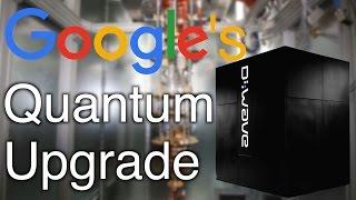 D-Wave Quantum Computer (Google