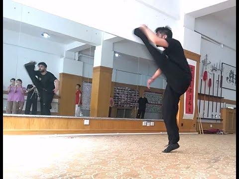 AWESOME - Tongbei Quan and Yuan Yang Quan Advanced China training - M F. Falanga M F. Suriano