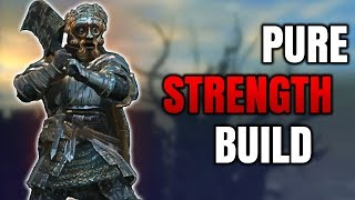 Dark Souls Remastered - Pure Strength Build (PvP/PvE)
